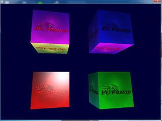 PC Maticによる3D描画性能測定