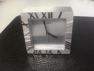 TIFFANY置時計